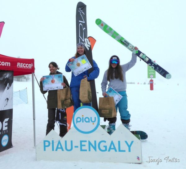Freeride Junior Tour ** Piau-Engaly